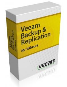 Veeam Backup & Replication 1 lisenssi(t) Lisäosa Englanti Veeam V-VBRENT-VS-P02PP-00 - 1