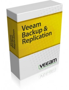 Veeam Backup & Replication Standard for VMware Englanti Veeam V-VBRSTD-VS-P0000-00 - 1