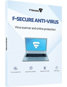 F-SECURE Anti-Virus Client Security Englanti F-secure FCCWSN3EVXAIN - 1