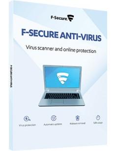 F-SECURE Anti-Virus f/ Windows Servers Englanti F-secure FCSWSN2EVXCIN - 1
