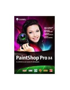 Corel PaintShop Pro X4, 121-250u, 2y, MNT, WIN Corel LCPSPMLMNT2E - 1