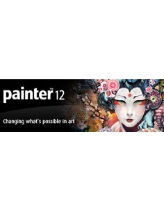 Corel Painter 12. 351-500 lic., ENG Englanti Corel LCPTR12IEG - 1