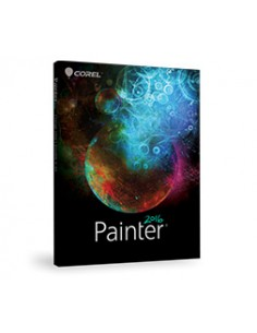 Corel Painter 2016 EDU 5 - 50u Saksa, Englanti, Ranska Corel LCPTR2016MLA2 - 1