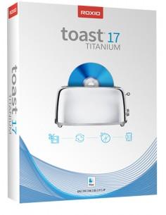 Corel Toast 17 Titanium 2501+ lisenssi(t) Elektroninen ohjelmistolataus (ESD) Monikielinen Corel LCT17TML5 - 1