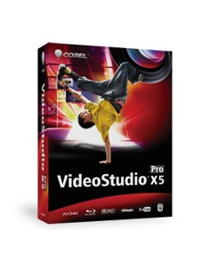 Corel VideoStudio Pro X5, Lic, Win, 300+u, ML Corel LCVSPRX5MLAC - 1
