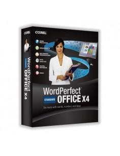 Corel WordPerfect Office X4 Standard, 121-250u, 1Y, MNT, FR Corel LCWPMLMNT1E - 1