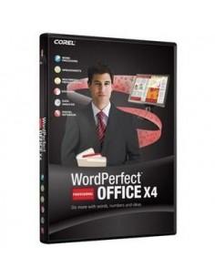 Corel WordPerfect Office X4 Professional, 121-250u, 1Y, MNT, FR Corel LCWPPROMLMNT1E - 1