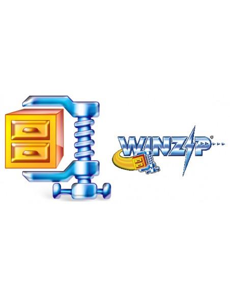 Corel WinZip 15 Standard, 100000+U, EDU, EN Corel LCWZ15STDENAN - 1