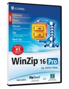Corel WinZip 16 Pro, Win, 2000-4999u, UPG, ML Corel LCWZ16PROMLUGI - 1