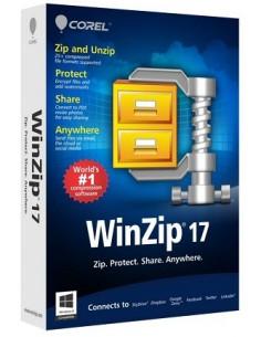 Corel WinZip 17. 1Y, 5000 - 9999U, EDU Corel LCWZSTDMLMNT1AJ - 1