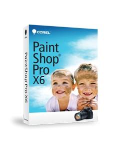 Corel PaintShop Pro X6, DE Corel PSPX6DEMBEU - 1