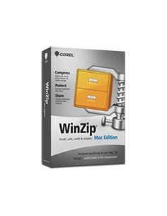 Corel WinZip Mac Edition 1 IE Mini-Box EN Corel WZMACED1IEMB - 1