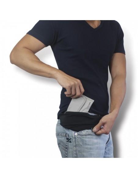 Pacsafe Cashsafe 25 lompakko Nailon Musta Pacsafe 10120100 - 3