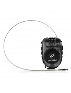 Pacsafe Retractasafe 250 Luggage combination lock Black Pacsafe 10280109 - 1