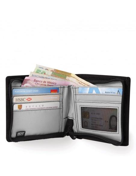 Pacsafe 10605100 lompakko Mies Puuhiili Pacsafe 10605100 - 2