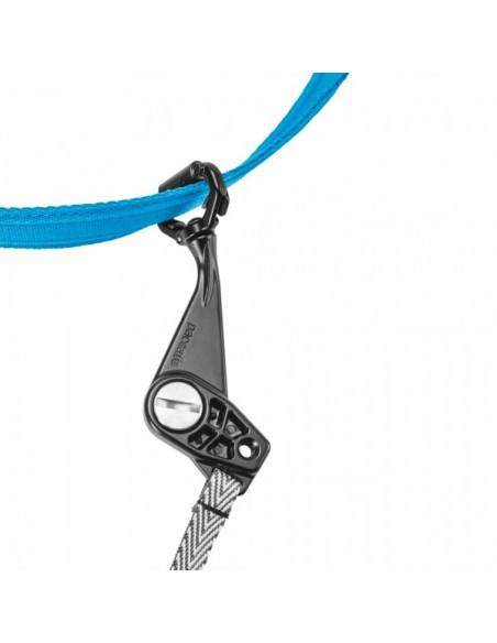 Pacsafe Carrysafe 150 hihna Digitaalikamera Neopreeninen, Polypropeeni (PP) Sininen Pacsafe 15281616 - 4
