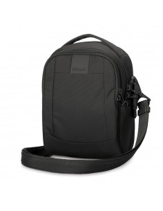 Pacsafe Metrosafe LS100 men's shoulder bag Black Nylon Pacsafe 30400100 - 1