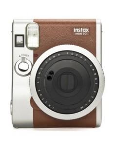 Fujifilm instax mini 90 NEO CLASSIC 62 x 46 mm Brown, Stainless steel Fujifilm 16423981 - 1