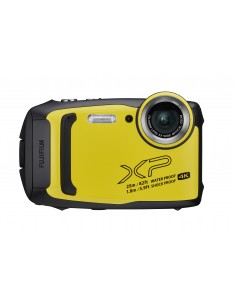 "Fujifilm FinePix XP140 Compact camera 16.4 MP CMOS 4608 x 3456 pixels 1/2.3"" Black,Yellow Fujifilm 16613354 - 1"