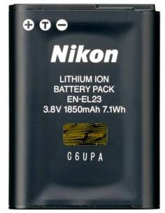 Nikon EN-EL23 Litiumioni (Li-Ion) 1850 mAh Nikon VFB11702 - 1