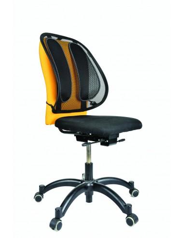 Fellowes 9191301 ryggstöd till stolar grafit Fellowes 9191301 - 1