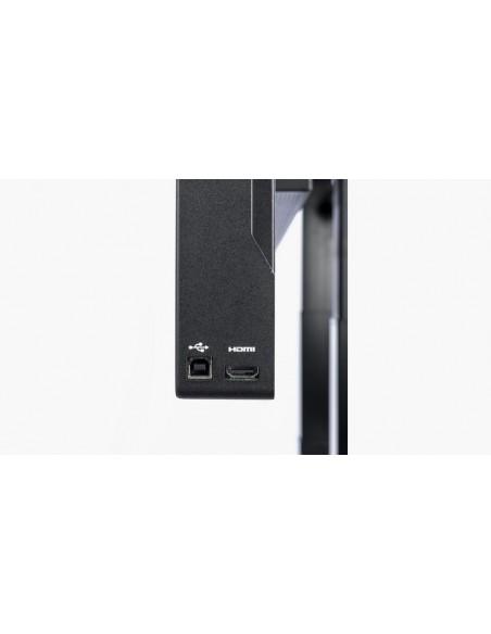 """Avocor E7510 190.5 cm (75"""") LED 4K Ultra HD Kosketusnäyttö Interaktiivinen litteä paneeli Musta Avocor E-7510 - 2"""