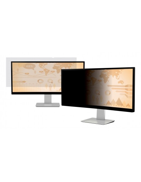 """3M Privacy Filter for 34"""" Widescreen Monitor (21:9) 3m 7100119024 - 2"""