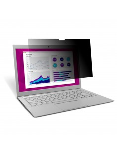 3M High Clarity Privacy Filter for Microsoft® Surface® Pro 3m 7100143107 - 1