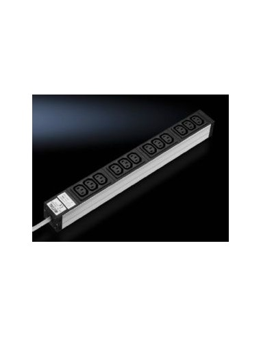 Rittal DK 7240.200 power extension 2 m 12 AC outlet(s) Indoor Rittal 7240200 - 1