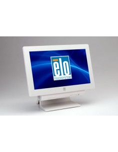 "Elo Touch Solution 19CM2 47 cm (18.5"") 1366 x 768 pikseliä Kosketusnäyttö Intel Atom® 2 GB DDR2-SDRAM 160 Valkoinen Elo Ts Pe E0"