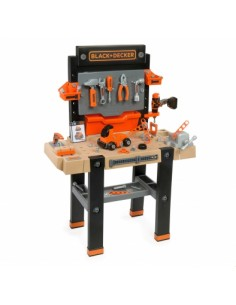 Smoby Black & Decker Workbench Super Center Smoby 360702 - 1