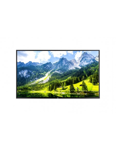 "LG 43UT782H0ZA hospitality TV 109.2 cm (43"") 4K Ultra HD 350 cd/m² Smart Black 20 W Lg 43UT782H0ZA - 7"