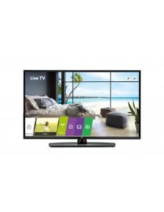 """LG 43UU661H Tv-apparat för hotell 109.2 cm (43"""") 4K Ultra HD 400 cd/m² Smart-TV Svart 20 W Lg 43UU661H - 1"""