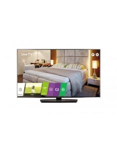 """LG 43UV761H Tv-apparat för hotell 109.2 cm (43"""") 4K Ultra HD 330 cd/m² Smart-TV Svart, Blå 20 W Lg 43UV761H - 1"""