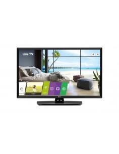 """LG 49LU661H hospitality TV 124.5 cm (49"""") Full HD 400 cd/m² Smart Black 10 W Lg 49LU661H - 1"""
