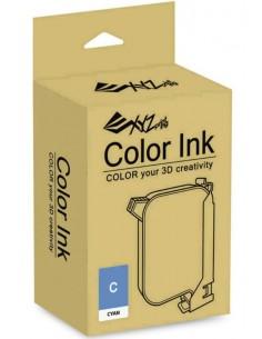 XYZprinting R1NKXXY103C Material för 3D-utskrifter Cyan  R1NKXXY103C - 1