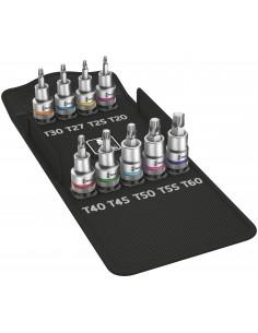 Wera 8767 C TORX HF 1 Socket set Wera 5004202001 - 1