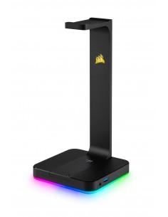 Corsair ST100 RGB Premium Headset Black Corsair CA-9011167-EU - 1