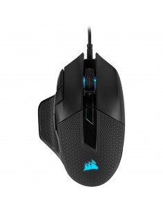 Corsair Nightsword RGB mouse USB Type-A Optical 18000 DPI Right-hand Corsair CH-9306011-EU - 1