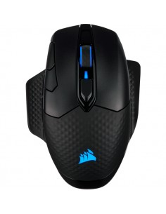 Corsair DARK CORE RGB SE mouse RF Wireless+Bluetooth+USB Type-A Optical 18000 DPI Right-hand Corsair CH-9315511-EU - 1