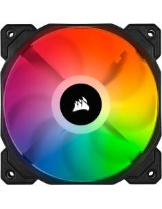 Corsair CO-9050093-WW tietokoneen jäähdytyskomponentti Tietokonekotelo Tuuletin 12 cm Musta, Harmaa Corsair CO-9050093-WW - 1
