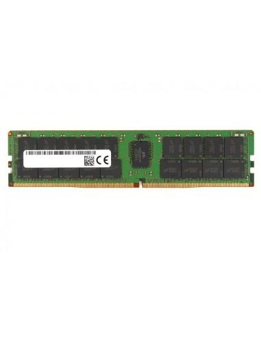 Micron MTA36ASF4G72PZ-2G6J1 memory module 32 GB 1 x DDR4 2666 MHz ECC Crucial Technology MTA36ASF4G72PZ-2G6J1 - 1