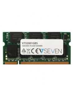 V7 V732001GBS muistimoduuli 1 GB x DDR 400 MHz V7 Ingram Micro V732001GBS - 1