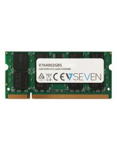V7 V764002GBS muistimoduuli 2 GB 1 x DDR2 800 MHz V7 Ingram Micro V764002GBS - 1