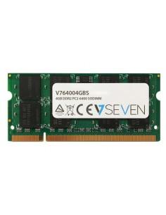 V7 V764004GBS muistimoduuli 4 GB 1 x DDR2 800 MHz V7 Ingram Micro V764004GBS - 1
