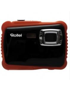 Rollei Sportsline 65 Kompakti kamera 5 MP CMOS 2592 x 1944 pikseliä Musta, Oranssi Rollei 10057 - 1