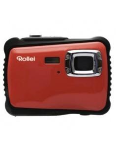 Rollei Sportsline 65 Kompakti kamera 5 MP CMOS 2592 x 1944 pikseliä Musta, Punainen Rollei 10058 - 1