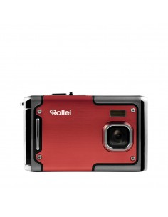 """Rollei Sportsline 85 Compact camera 8 MP CMOS 4000 x 3000 pixels 1/2.8"""" Red Rollei 10063 - 1"""