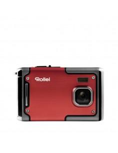 "Rollei Sportsline 85 Kompakti kamera 8 MP CMOS 4000 x 3000 pikseliä 1/2.8"" Punainen Rollei 10063 - 1"