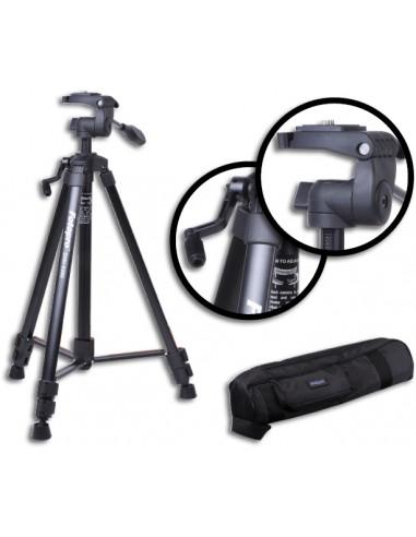 Rollei DIGI 9300 tripod Digital/film cameras 3 leg(s) Black Rollei 20836 - 1